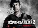 Stallone, Schwarzenegger and more in new character posters for The Expendables 2.