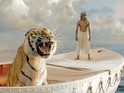 The film follows a boy stranded at sea for 227 days with a Bengal tiger.