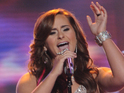 Skylar Laine is not discouraged by her elimination from American Idol.