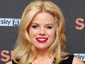 Megan Hilty is excited for Jennifer Hudson to join the cast of Smash.