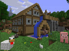 Minecraft update adds stained glass, new game options and more on consoles
