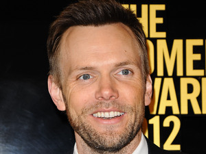Joel Mchale The Comedy Awards 2012 at Hammerstein Ballroom - Arrivals New York City