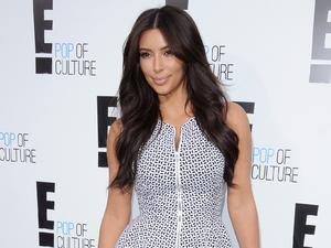Kim Kardashian 2012 'E' upfront presentation - Arrivals New York Cit