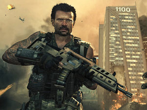 &#39;Call of Duty: Black Ops 2&#39; screenshot