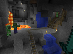 &#39;Minecraft: Xbox 360 Edition&#39; screenshot