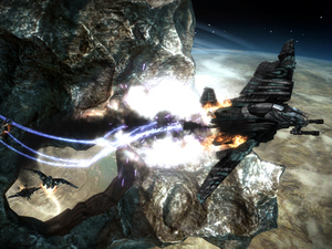 'Starhawk' screenshot
