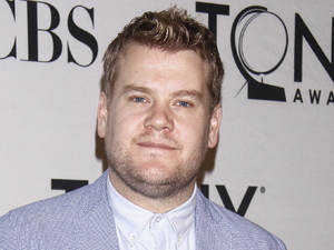 James Corden Meet the 2012 Tony Award Nominees press reception, held at the Millennium Broadway Hotel Times Square. New York City