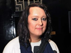Antony Hegarty of Antony and the Johnsons: Radio City Music Hall, New York - January 26, 2012
