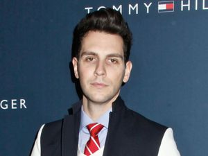 Gabe Saporta of Cobra Starship - New York Fashion Week, February 2012