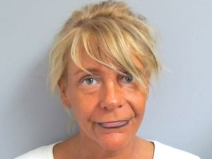 Patricia Krentcil, arrested for allegedly taking five-year-old daughter to a tanning salon