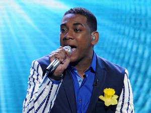 American Idol season 11 top 5 - Joshua Ledet performs