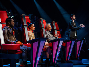 The Voice UK Results Show: Danny