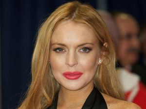 Lindsay Lohan, White House Correspondents Association Dinner