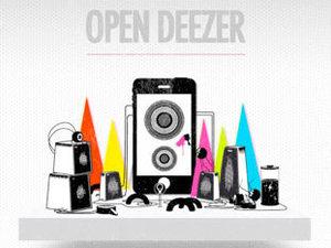 Open Deezer API tool