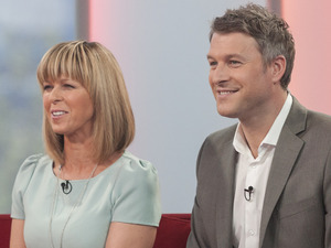 Kate Garraway and Dan Lobb on 'Daybreak'