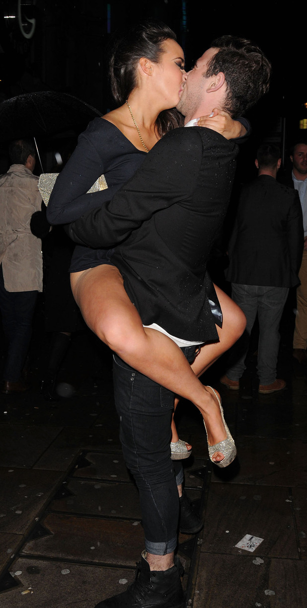 British Soap Awards 2012 after party 
