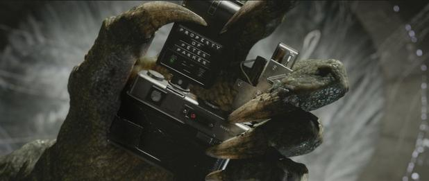 'Amazing Spider-Man': First official Lizard stills