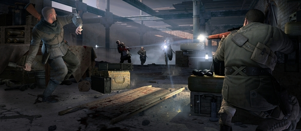 &#39;Sniper Elite V2&#39; screenshot
