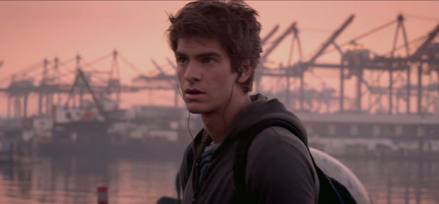 Andrew Garfield as Peter Parke