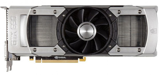 Nvidia Dual GPU GeForce GTX 690