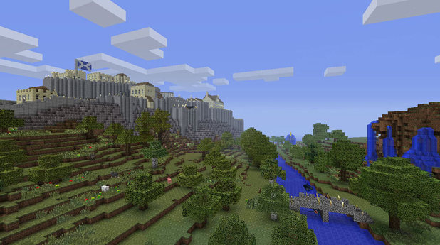 Gaming Review: Minecraft: Xbox 360 Edition 