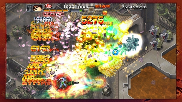 'Akai Katana' screenshot