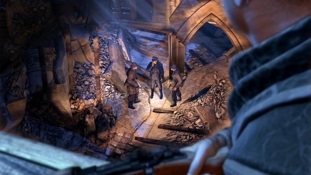 'Sniper Elite V2' screenshot