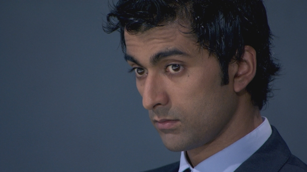 'The Apprentice' series 8, week 7 - Azhar Siddique