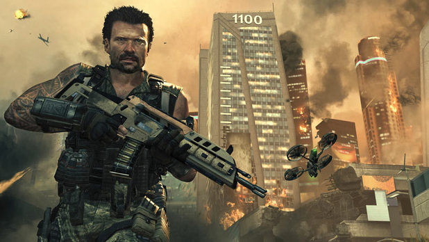 Black Ops 2 for Wii U