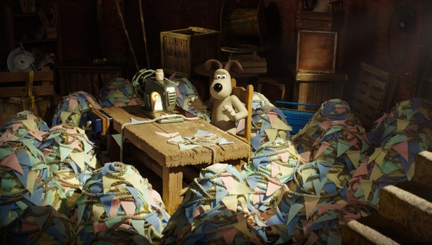 National Trust Wallace & Gromit still