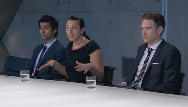 'The Apprentice' series 8 week 7: Jade Nash makes her point in the boardroom