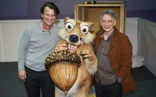 Ice Age Live: Scrat