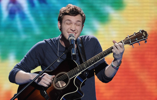 American Idol season 11 top 5 - Phillip Phillips