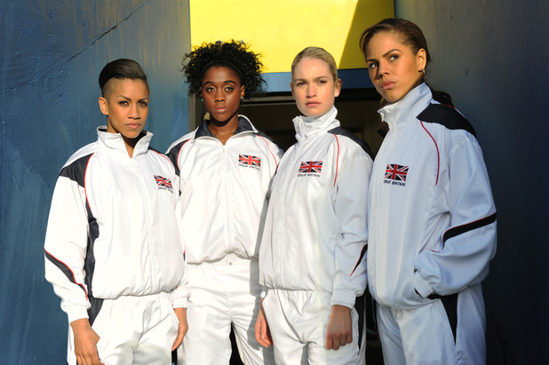 Tracksuited Fast Girls