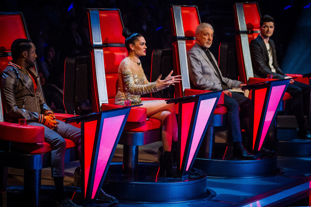 The Voice UK Results Show: Jessie J