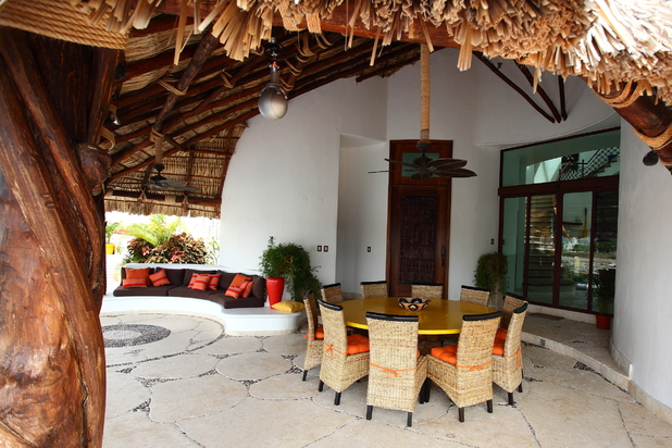 Geordie Shore's Cancun Villa - In Pictures