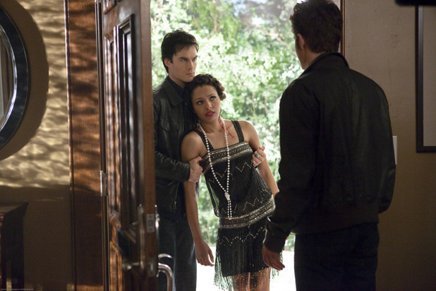 The Vampire Diaries s03e21: 'Before Sunset'