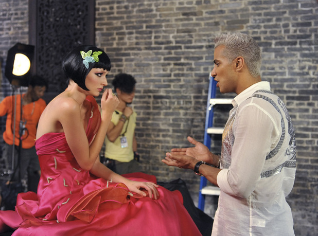 Sophie and Jay Manuel