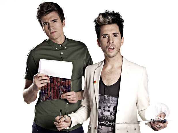 Greg James and Russell Kane - Britain Unzipped, BBC Three