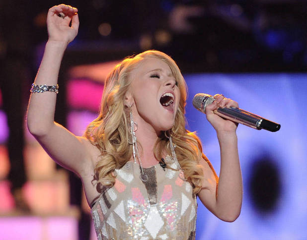 American Idol season 11 top 5 - Hollie Cavanagh