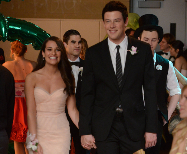 Glee S03E19: &#39;Prom-A-Saurus&#39;