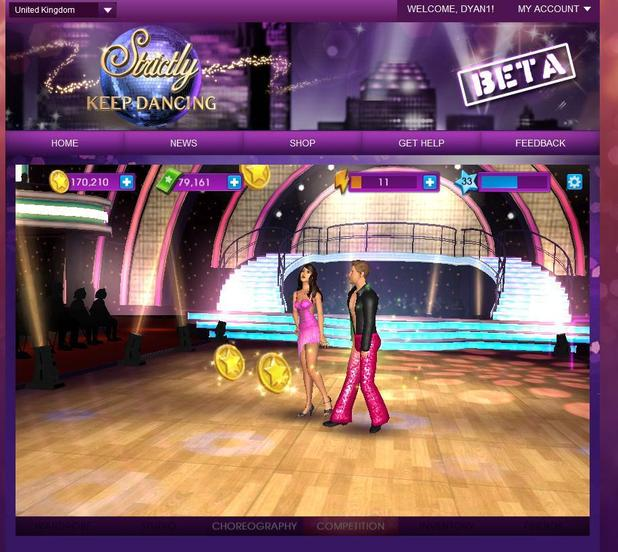 Strictly Keep Dancing screenshots