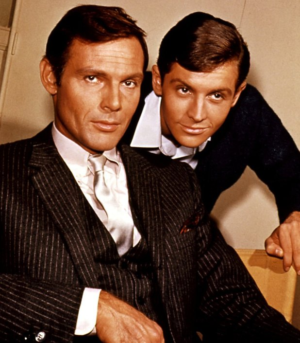 Batman: Adam West and Burt Ward