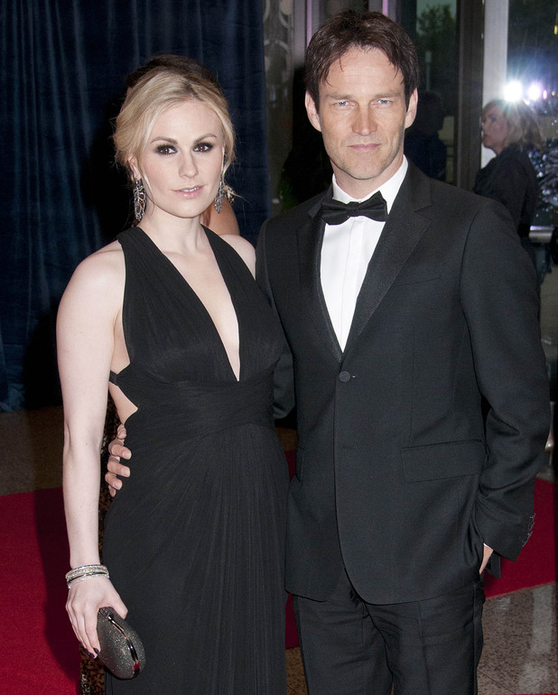 Anna Paquin, Stephen Moyer, White House Correspondents Association Dinner