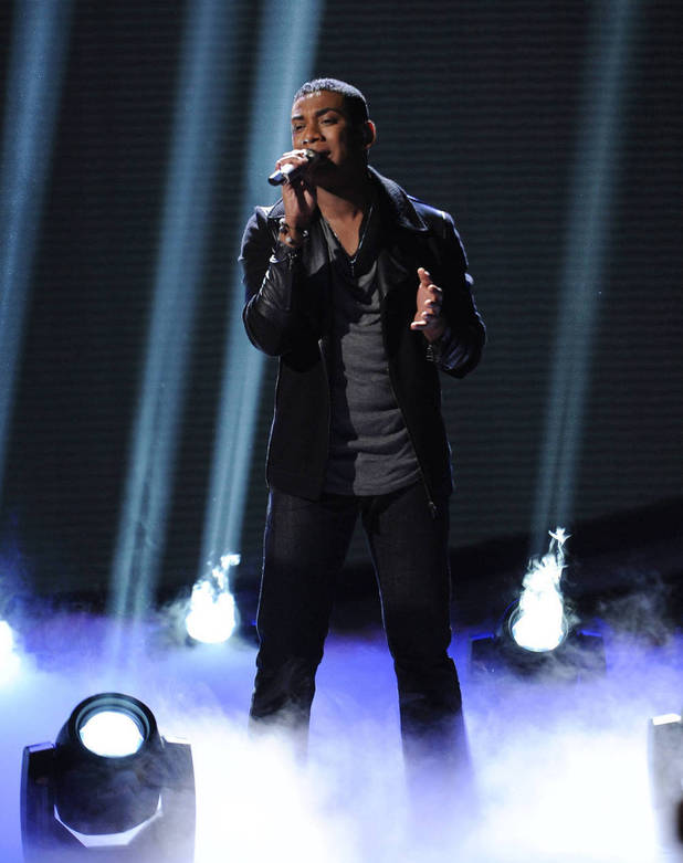 'American Idol': Season 11's Top 5 - Joshua Ledet performs
