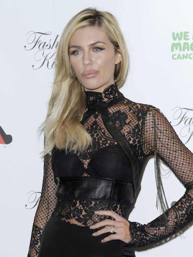 Abigail Clancy at the Fashion kicks party 2012