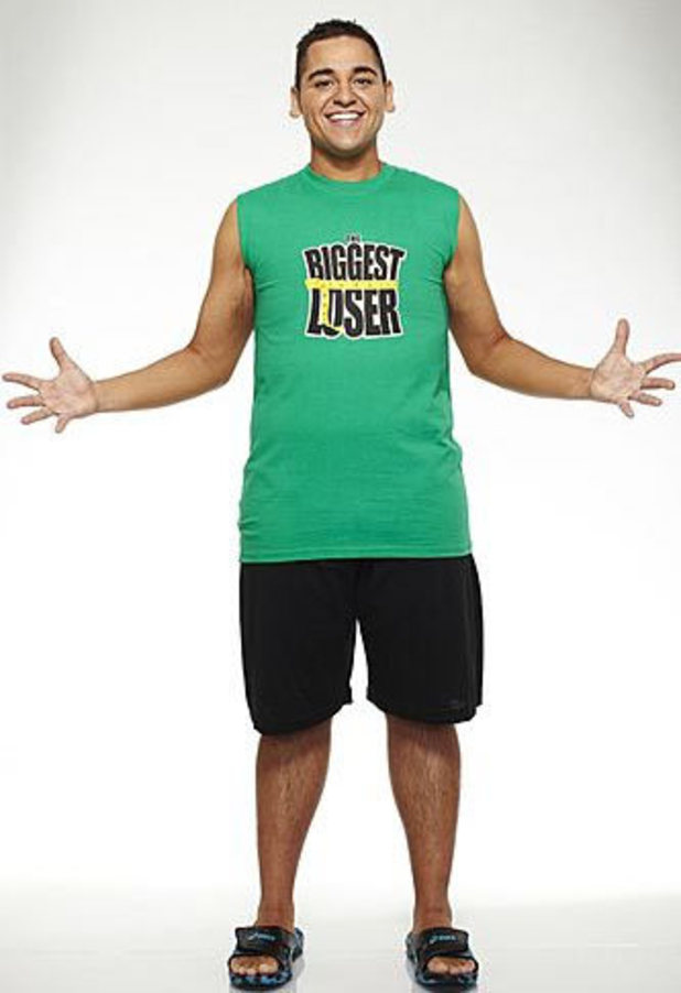 Jeremy Britt (Biggest Loser winner)