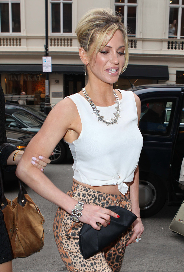 Sarah Harding