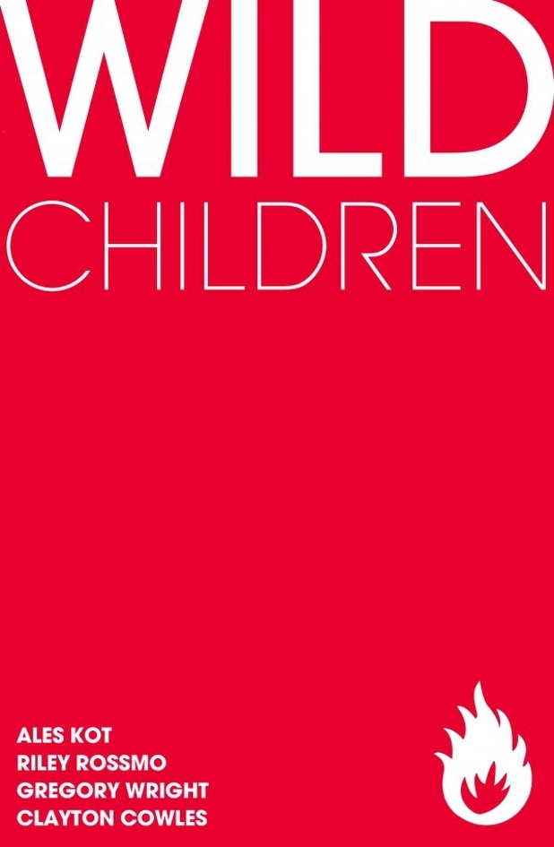 'Wild Children' one shot: Image Comics