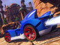 Sonic & All-Stars Racing Transformed adds planes and boats to the action.